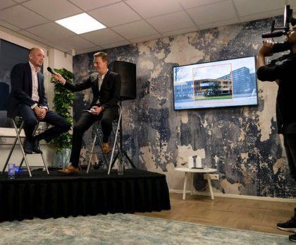 Video: Opening van ons nieuwe kantoor
