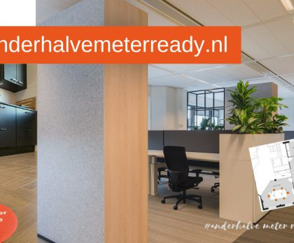 Anderhalvemeterready.nl is live!