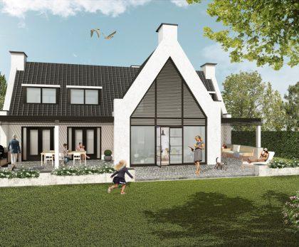Project Reeuwijkse villa